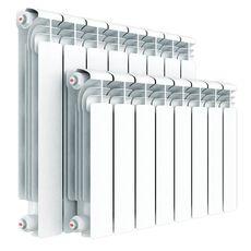 Алюминиевый радиатор Rifar (Рифар) Alum 350 (10 секции), фото 1