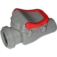 Ревизионный обратный клапан обратный Ф 110 (серый), фото 1
