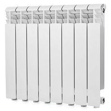 Алюминиевый радиатор Santrade STANDARD RT01-500B2-( 8 секций), фото 1