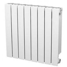 Алюминиевый радиатор Santrade ЛЮКС RT01-500H- ( 10 секций), фото 1