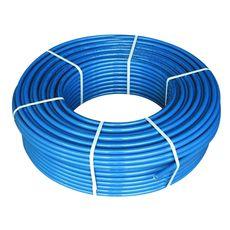 Труба напорная ПНД (ПЭ)- питьевая 20х2,0 Синяя (бухта 100 м), фото 1