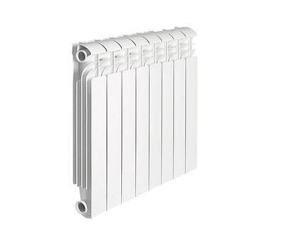 Алюминиевый радиатор Germanium (Германиум) AL 500 ( 4 секции), фото 1