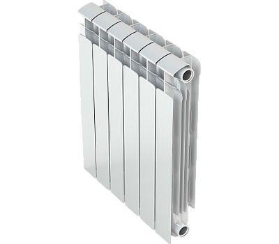 Алюминиевый радиатор Gekon (Гекон) 500 ( 8 секции), фото 1